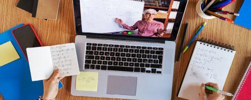 online teaching strategies